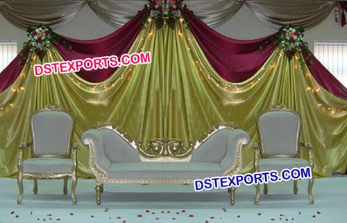 Wedding Stage Furniture Set