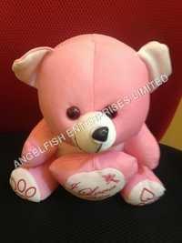 Baby Pink Teddy Bear