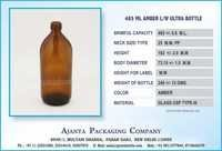485 ML ULTRA GLASS BOTTLE