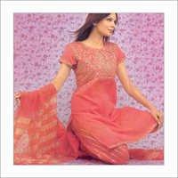 Beautiful Red Salwar Kameez