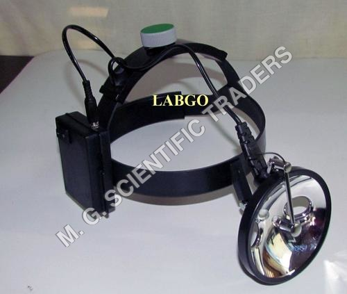 Clar ENT Headlight 100mm Mirror in Carry Case