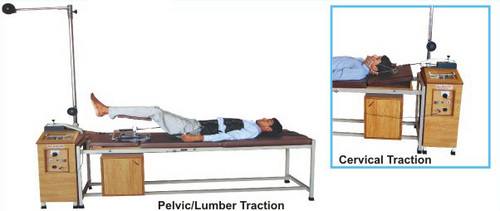AKAY TRACTION PACKAGE, DUO (Cervical/Lumber)