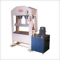 Power Operated Hydraulic Machine