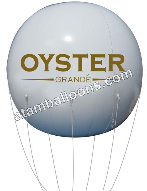 Sky Balloon for Advertising