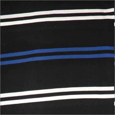 Auto Stripe Pique Fabric
