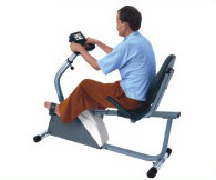 CYCLE ERGOCISER, Semi-Recumbent