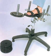 ANKLE AND LEG EXERCISER (Double Action)