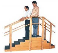 EXERCISE STAIRCASE (Straight type, 60cm wide)