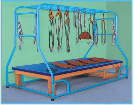 Suspension Aids for Physiotherapy