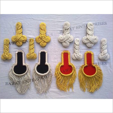 Ceremonial Epaulettes