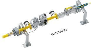 Gas Train and Components