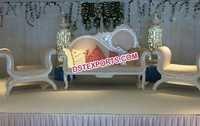 Wedding Stage Italian Sofa Sets