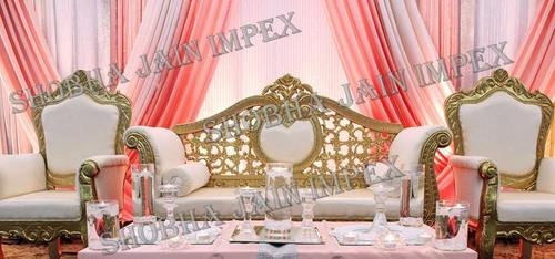 Wooden Wedding Furniture