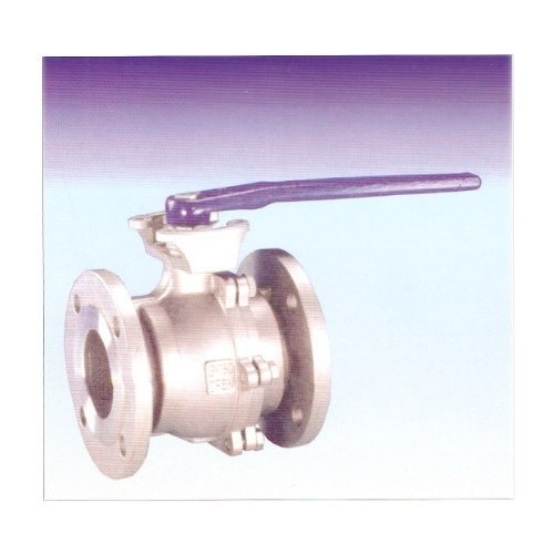 Flange End Ball Valve - 2PC