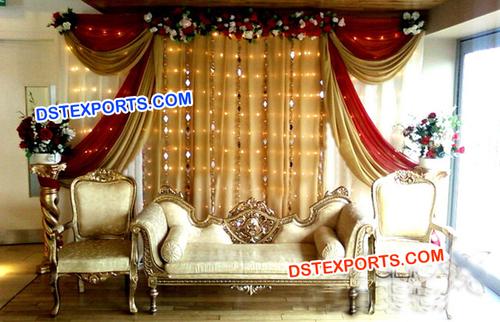 Muslim Wedding Stage Furniture