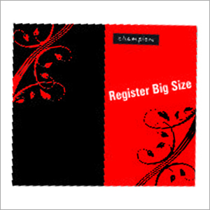 Big Size Exercise Notebook
