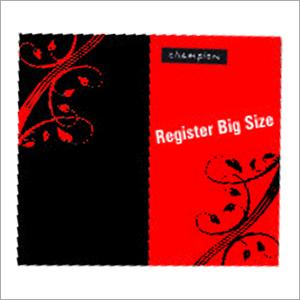 Big Size Exercise Notebook