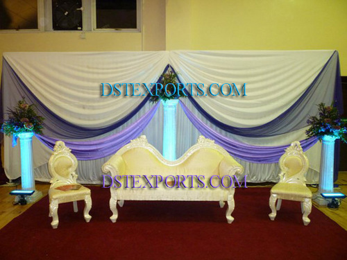 Latest Wedding Stylish Sofa Set