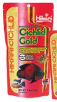 Hikari Cichid Gold 57 Gm( B.Pellet, M.Pellet)