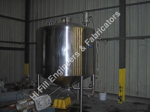 Bottling Plant Machinery Tank