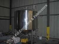 Bottling Plant Machinery Tank