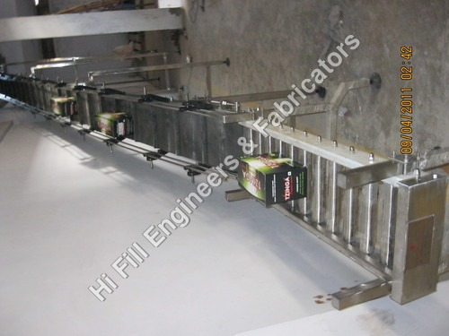 Belt Conveyor Inclined