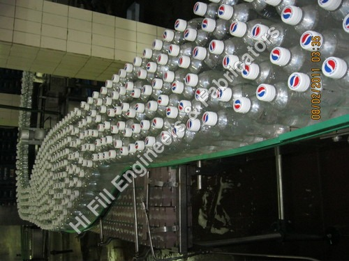 Plastic Chain Conveyor for Pet Bottles