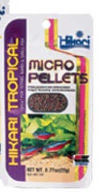 Hikari micro pellet 22 gm