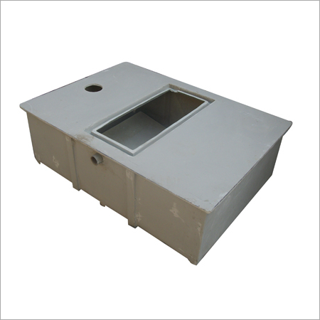 Frp Water Tank For Machine