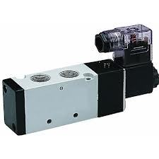 4 Way Single Solenoid Valve