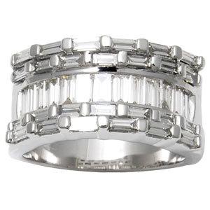 white gold ring fancy diamond ring buggets diamond