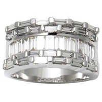 white gold ring fancy diamond ring buggets diamond