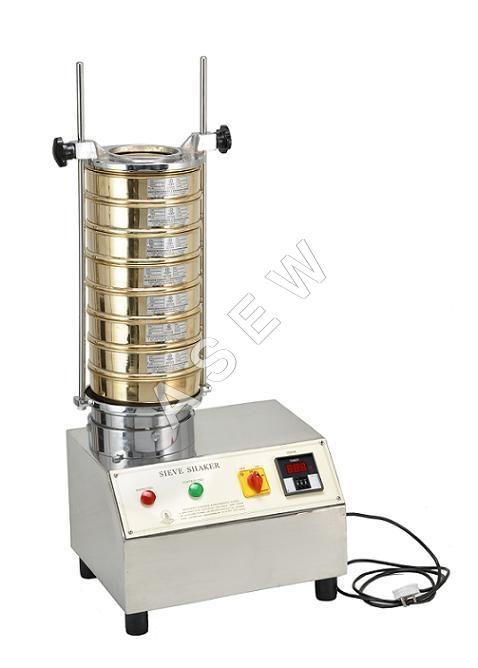 Sieve Shaker Digital