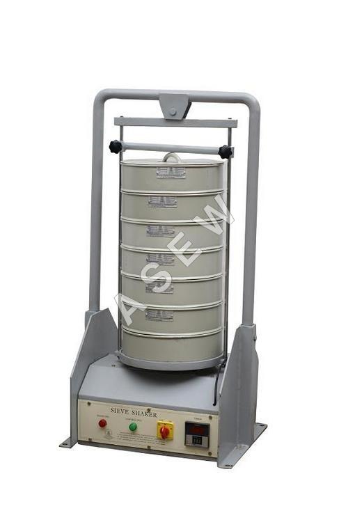 Sieve Shaker New Model