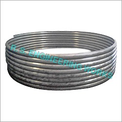 Industrial Reactor Limpet Coil