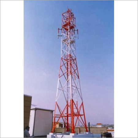 Steel Mobile Towers