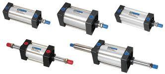 SC DOUBLE ENDED PNEUMATIC CYLINDER