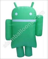 Android Mascot Balloon