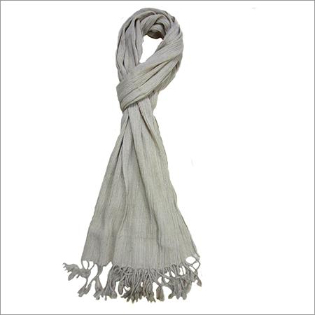 Silk Wrinkle Scarf