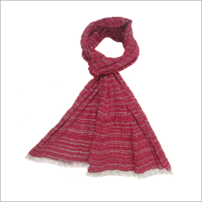 Silk Red Beauty Scarf
