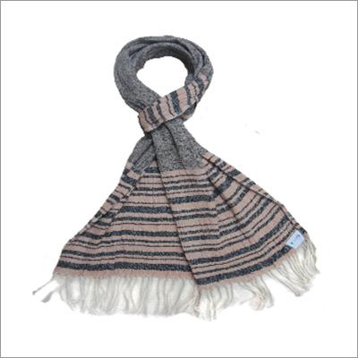 Designer Silk Crinkle Stoles