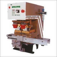Double Color Pad Printing Machines Open Ink Well