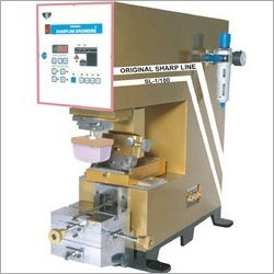 Single Color Pad Printing Machines (Open Ink Well)