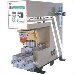 Single Color Ink Cup Pad Printing Machine