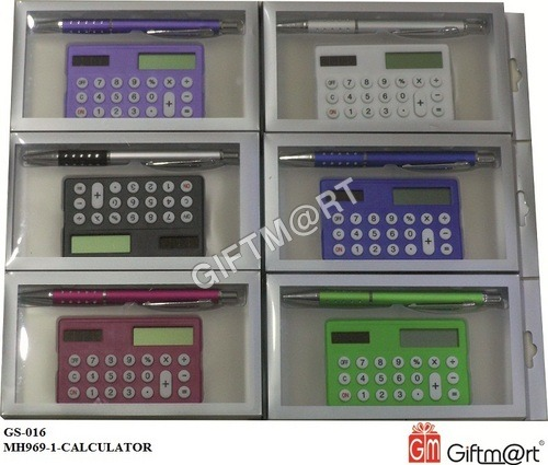 CALCULATOR PEN SET