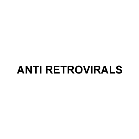 Anti Retrovirals