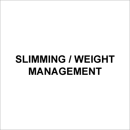 Slimming / Weight Management