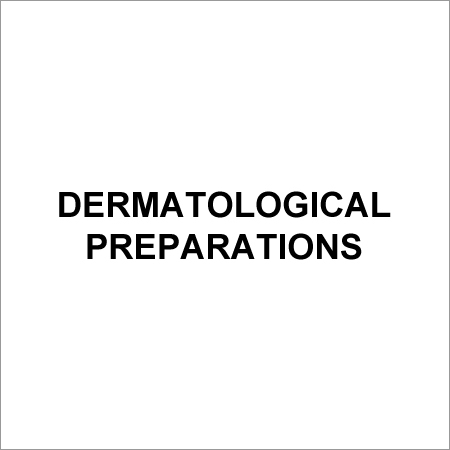 Dermatological Preparations