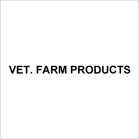 Vet. Farm Products