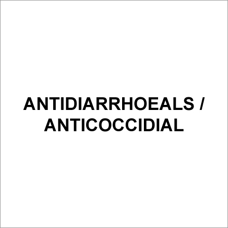 Anticoccidial